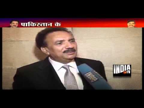 Watch Pak Home Minister Rehman Malik interview on India TV