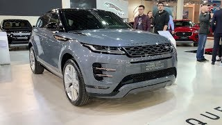 New RANGE ROVER Evoque 2020 - full in depth REVIEW (First Edition TD4)