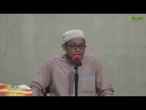 Ust. Ayman Abdillah - Berbenah Diri Menyambut Bulan Ramadhan