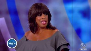 Niecy Nash Talks Marriage, Loving Yourself, Series Claws | The View