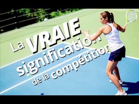 Psychologie du sport - La vraie signification de la compétition