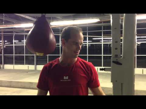 1st Video in Greenhouse Gym Series with Mark Freeman 408 - Oct 24, 2012