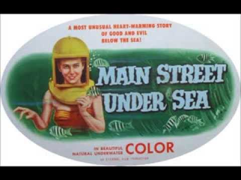 Main Street Undersea, (first color 35mm undersea movie history)