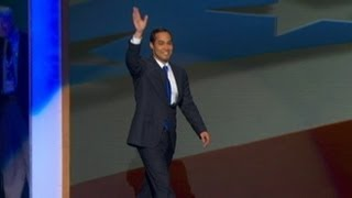 Julian Castro Delivers Historic DNC Speech