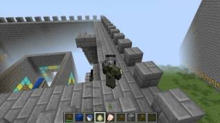 How to install and use the Parachute Plugin in a Minecraft Bukkit Server