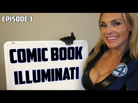 Comic Book Illuminati Episode 3 - Gathering Of The Fantastic video