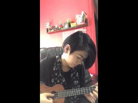 Birthday song for my husband by ukulele