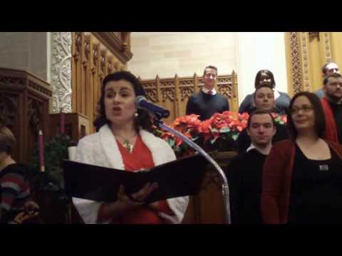 """This is Christmas"" by Alfred Burt, arr. by Bob Cohen, sung by the CCC"