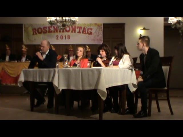 Kabaret Ługi Bugi   Sesja rady gminy