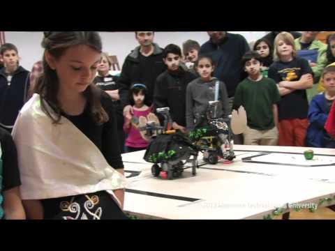 RoboFashion and Dance - Robofest MI Regional 2012