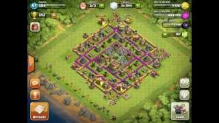 Best Clash Of Clans Level 8 Town Hall Defense Strategy (Updated)