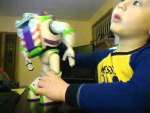 Blast Off Buzz Lightyear Review