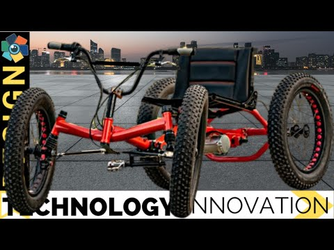 5 AWESOME SCOOTERS and E BIKES That Could Change How You Travel 9◄