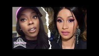 Cardi B slams makeup artist MUA Blacswan | Cardi gets exposed for lying! More Girl Talk