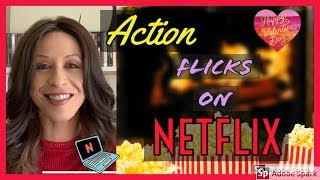 Court's Top 5 List - Action Movies for Valentine's Day 2020! - NETFLIX