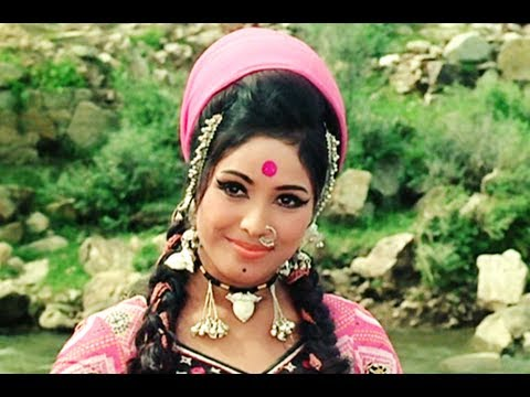 Mera Gaon Mera Desh - Part 9 Of 10 - Dharmendra - Asha Parekh...