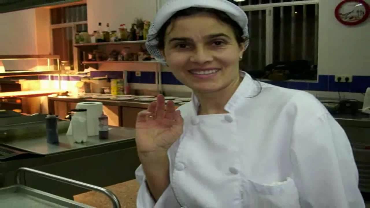 La cocina de un restaurante por dentro zamora youtube for Youtube cocina para todos