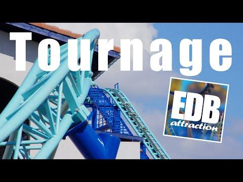 🎢Le tournage des tests de Pégase Express - EDB World Ep.37