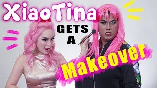 Xiao Tina gets a Nicole Choo makeover?! + Influencer gossip