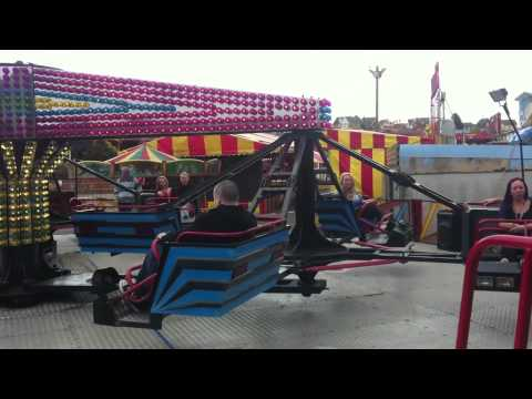 The Sizzler Ride @ Barry Island Pleasure Park