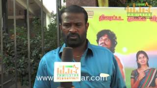Vincent Jayaraj At Koraikaran Movie Launch