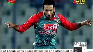 Arafat Sunny and Taskin Ahmed Suspended from bowling in International Cricket