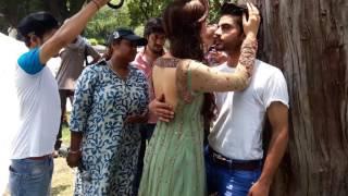 #Reshmakhan Shooting Romantic Song wid #Malikaqeel n #Mabelkhan