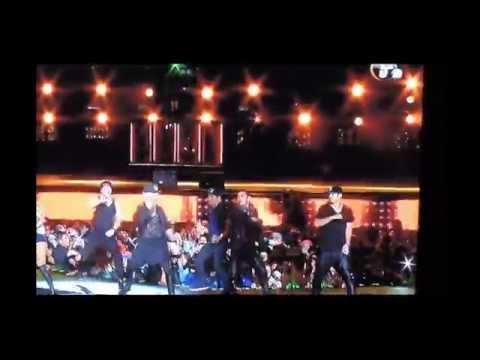 """INNA """"La ReINNA LaTINNA"""" en Premios Telehit-Mexico 2013"""