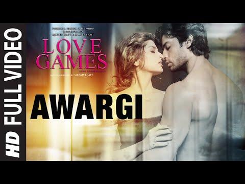 AWARGI Full Video Song | LOVE GAMES | Gaurav Arora, Tara Alisha Berry | T-Series