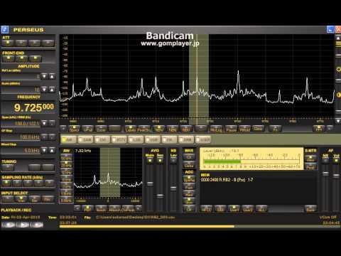 Radio RB2 (Brazil) on 9725 kHz