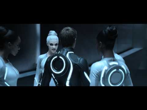 "TRON: LEGACY - ""Sirens Dress Sam"" Clip"
