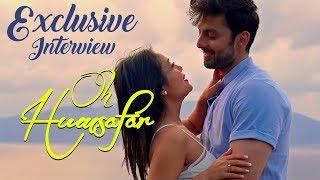 Exclusive interview with Neha Kakkar and Himansh Kohli | Music Video | Oh Humsafar | Mumbai Live