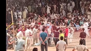 Akhtar Khan Baloch Vs Kamala Gujjar Best Shooting volleyball match | shooting volleyball 2019 | 2nd