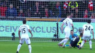 Arsenal too much for Swansea City in 4-0 win