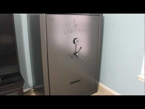Liberty Fatboy 64 Gun Safe Made in the U.S.A.