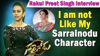 i-am-not-like-mahalakshmi-character-from-sarrainodu-in-real-life-rakul-preet-singh-ntv