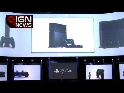 IGN News - PlayStation 4 Game Prices Revealed
