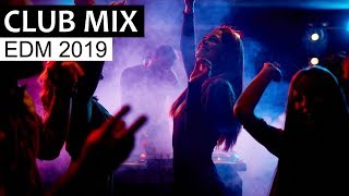 EDM CLUB MIX - Electro Dance House Music Mix 2019 (Mixed by Disco Fries)
