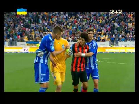 Шахтар - Динамо - 0:0. Хачеріді показав фак супернику