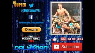 MAE YOUNG CLASSIC Tournament Details :: Cody Rhodes Success OUTSIDE WWE :: The Suplex 12! + Q&A