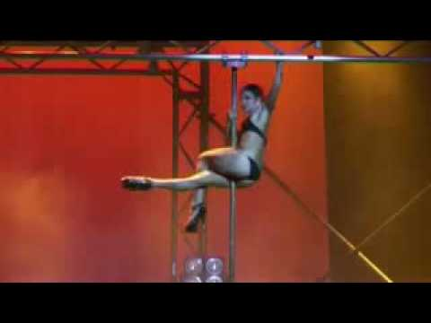 best Strip (Pole) Dance ever!!! Felix Cane