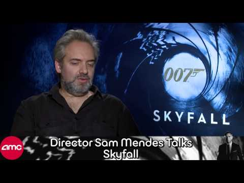 Sam Mendes Talks Skyfall (Interview)