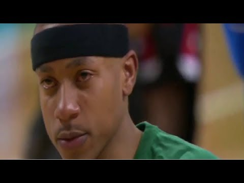 10 Heartbreaking NBA Moments That Made The Fans Cry