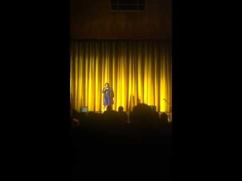 central park east high school talent show part 2