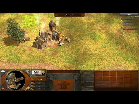 Age of Empires 3 - Multiplayer 1 [1/3]