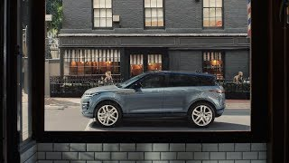 New Range Rover Evoque - The Power of Distraction