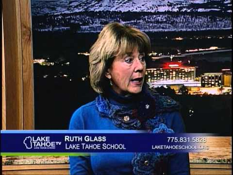 Tahoe Tonight - Lake Tahoe School - Ruth Glass - 01/14/2014