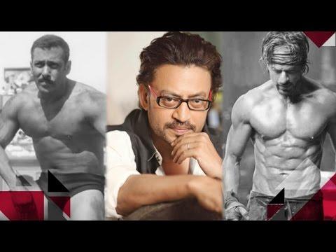 Irrfan Khan Targets Salman Khan & Shah Rukh Khan | Bollywood News