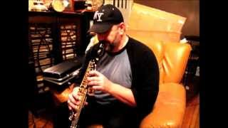 Opus USA - EBay $249 Soprano Saxophone Review - Chinese made Black Lacquer