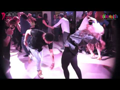Franklin Diaz Social Dance Video with Selin Yetisir | Noche De Rumba by One Dance